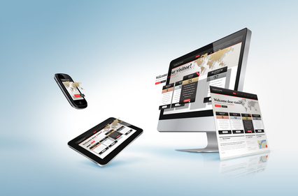 Websites for Mobiles, Tablets and PCs