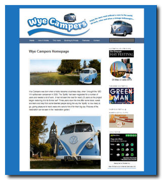 One of our recent Website Designs